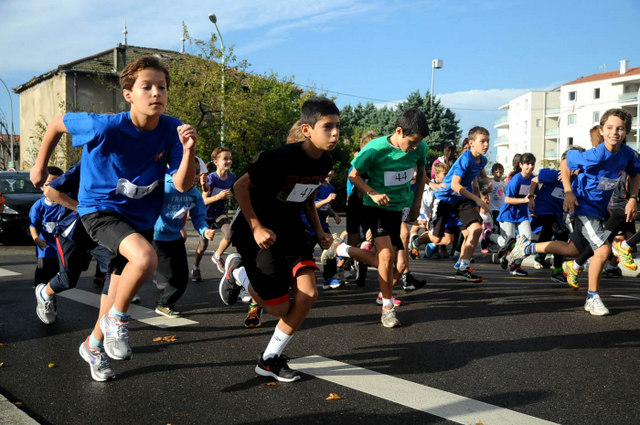 Course jeunes - petits- -Photo D. Rollat-