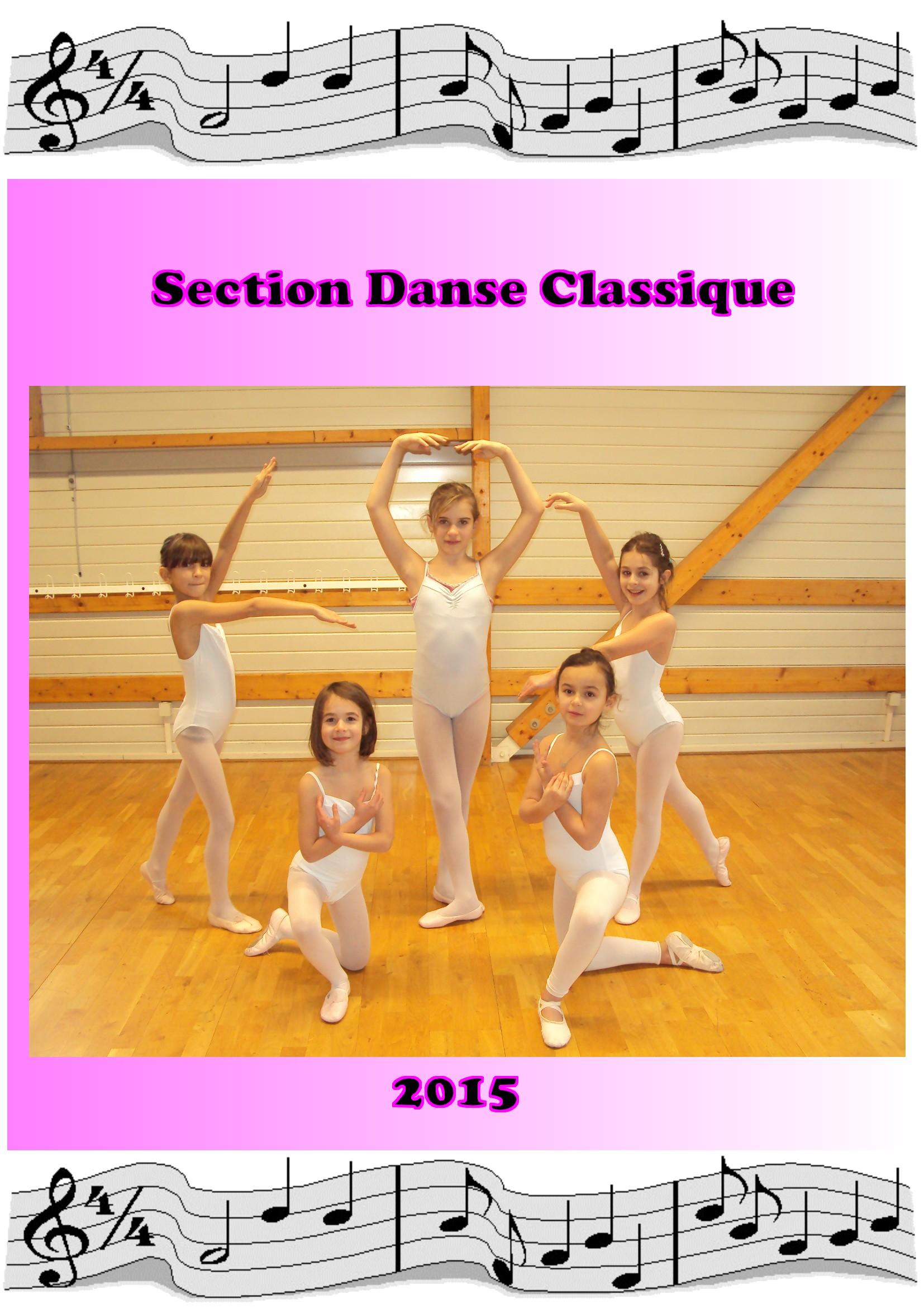 montage danse classique 2015