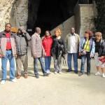 2010 : découverte de notre région  par nos amis de Koupéla