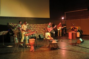Le groupe Djama del Sol.