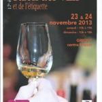 Salon des vins et de l'étiquette 2013